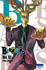 Beastars T7, manga chez Ki-oon de Itagaki