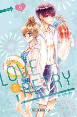 Love & retry  T5, manga chez Soleil de Hanaya