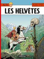Alix T38 : Les Helvètes (0), bd chez Casterman de Breda, Jailloux, Chagnaud