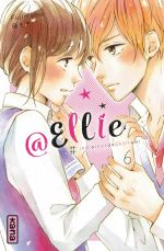 @Ellie T6, manga chez Kana de Fuji