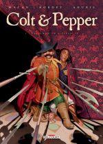 Colt & Pepper T1 : Pandemonium à Paragusa (0), bd chez Delcourt de Macan, Kordey, Anubis