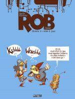 Rob T2 : Mise à jour (0), bd chez Delcourt de James, Mirroir