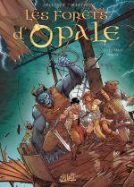 Les forêts d'Opale T11 : La Fable oubliée (0), bd chez Soleil de Arleston, Martino, Vincent