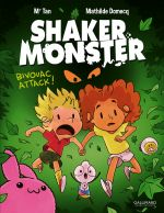 Shaker Monster T4 : Bivouac Attack (0), bd chez Gallimard de Mr Tan, Domecq