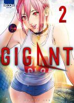 Gigant T2, manga chez Ki-oon de Oku