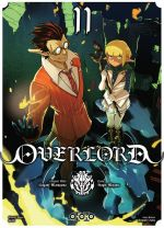 Overlord T11, manga chez Ototo de Maruyama, Miyama
