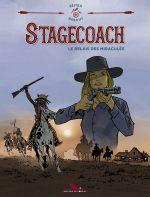 Stagecoach, bd chez Les éditions du Long Bec de Seiter, Brecht, Lerolle