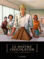 Le Maître Chocolatier T2 : La concurrence (0), bd chez Le Lombard de Corbeyran, Gourdon, Chetville, Mikl