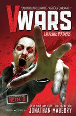 V-Wars T1 : La reine pourpre (0), comics chez Graph Zeppelin de Maberry, Robinson, Fotos, Brown