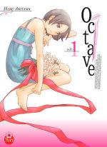 Octave T1, manga chez Taïfu comics de Akiyama