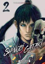 Shinobi gataki T2, manga chez Kurokawa de Tobita