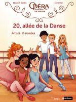 20, allée de la danse : Amies et rivales (0), bd chez Jungle de Barféty, Ngo