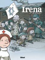 Irena T5 : La vie après (0), bd chez Glénat de Tréfouel, Morvan, Evrard, Pezzali