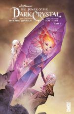 Dark Crystal T3, comics chez Glénat de Kennedy Johnson, Spurrier, Matthews, Matthews, Chung, Chung