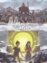 Le Monde de Milo T7, bd chez Dargaud de Marazano, Ferreira