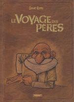 Le voyage des pères, bd chez Paquet de Ratte, Sabater, Ratte