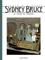 Sydney Bruce T3 : Le signe de Sokari (0), bd chez Place du sablon de Rivière, Carin, Stella