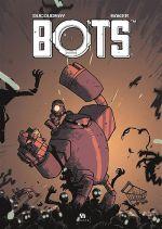 Bots T3, bd chez Ankama de Ducoudray, Baker