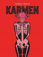 Karmen, bd chez Dupuis de March, Lopez