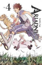 Ariadne l'empire céleste T4, manga chez Glénat de Yagi