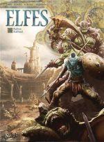 Elfes – cycle Les elfes bleus, T26 : Raïken-Kahlaal (0), bd chez Soleil de Jarry, Duarte, Lorusso, Nanjan