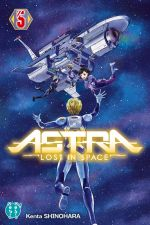Astra - Lost in space T5, manga chez Nobi Nobi! de Shinohara