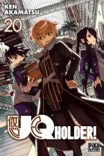 UQ Holder! T20, manga chez Pika de Akamatsu