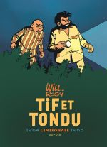 Tif et Tondu T4 : 1964-1965 (0), bd chez Dupuis de Rosy, Will