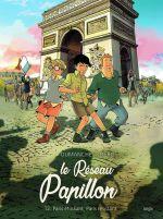 Le Réseau Papillon T2 : Paris étudiant, Paris résistant (0), bd chez Jungle de Dumanche, Otéro, 1ver2anes