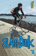 Slam Dunk – Star edition, T2, manga chez Kana de Inoue