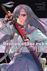 Seraph of the end - Glenn Ichinose T3, manga chez Kana de Kagami, Yamamoto