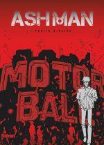 Ashman, Edition originale, manga chez Glénat de Kishiro