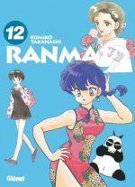 Ranma ½ T12, manga chez Glénat de Takahashi