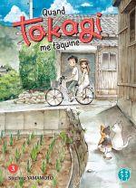 Quand Takagi me taquine T3, manga chez Nobi Nobi! de Yamamoto