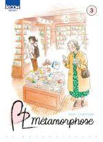 BL Métamorphose T3, manga chez Ki-oon de Tsurutani