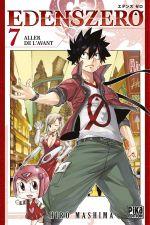 Edens zero T7, manga chez Pika de Mashima