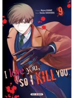 I love you so I kill you T9, manga chez Soleil de Kaname, Sakakibara