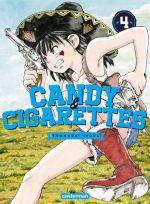 Candy & cigarettes T4, manga chez Casterman de Inoue