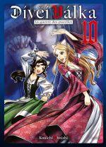 Divci valka T10, manga chez Komikku éditions de Onishi