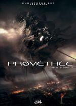 Prométhée – cycle 2, T20 : La Citadelle (0), bd chez Soleil de Bec, Diaz, Righi