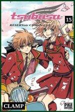 Tsubasa RESERVoir CHRoNiCLE – Première édition, T15, manga chez Pika de Clamp
