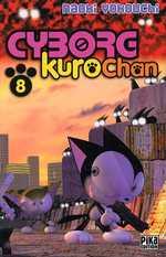 Cyborg Kurochan T8, manga chez Pika de Yokouchi