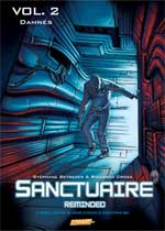 Sanctuaire reminded T2 : Damnés (0), manga chez Les Humanoïdes Associés de Crosa, Betbeder