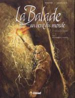 Balade au bout du monde – cycle 4, T13 : Les pierres levées (0), bd chez Glénat de Makyo, Laval
