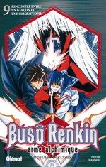 Busô Renkin - Arme alchimique T9, manga chez Glénat de Watsuki