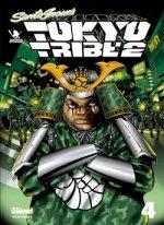 Tokyo tribe 2 T4, manga chez Glénat de Inoue
