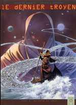 Le dernier troyen T5 : Au-delà du Styx, bd chez Quadrants de Mangin, Demarez