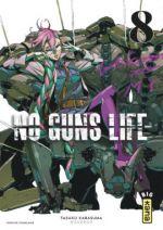 No guns life T8, manga chez Kana de Karasuma