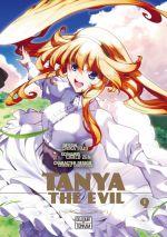 Tanya the evil T9, manga chez Delcourt Tonkam de Carlo, Tôjô