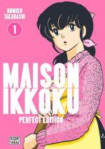 Maison Ikkoku T1, manga chez Delcourt Tonkam de Takahashi
